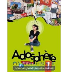 Adosphere 1 Livre + CD audio