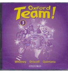 Oxford Team 3: Class Audio CDs (2)