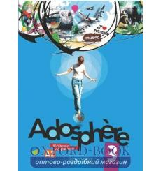 Adosphere 3 Livre + CD audio