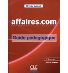 Affaires.com 2e edition Avance Guide Pedagogique