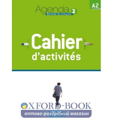 Agenda 2 Cahier + CD audio