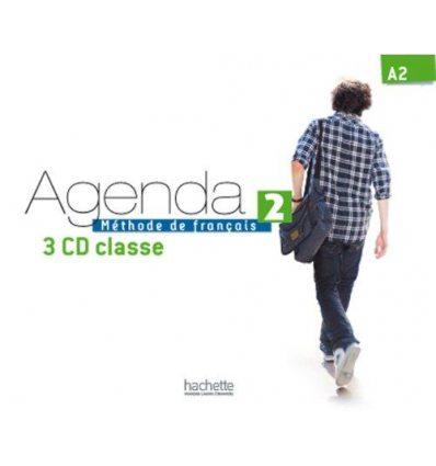 Agenda 2 CD Classe