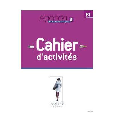 Agenda 3 Cahier + CD audio