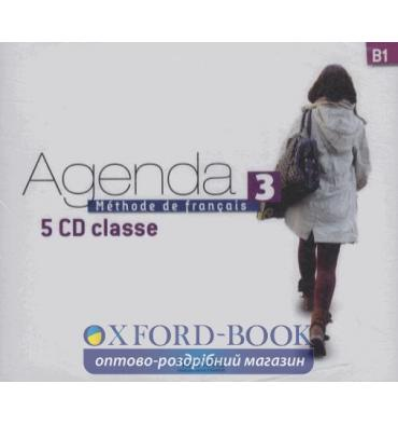 Agenda 3 CD Classe