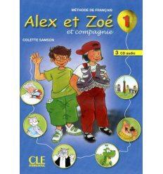 Alex et Zoe Nouvelle edition 1 CD audio