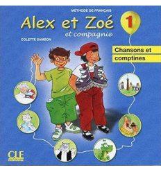 Alex et Zoe Nouvelle edition 1 CD audio individuel