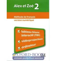 Alex et Zoe Nouvelle edition 2 Version Numerique