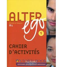Alter Ego 1 Cahier