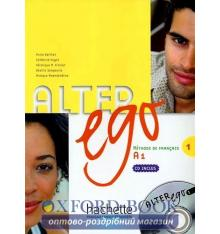 Alter Ego 1 Livre + CD audio