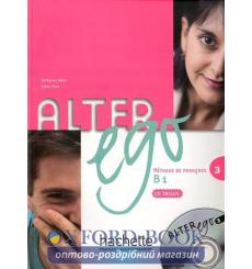 Alter Ego 3 Livre + CD audio