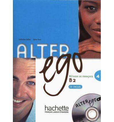 Alter Ego 4 Livre + CD audio
