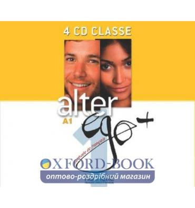 Alter Ego+ 1 CD Classe