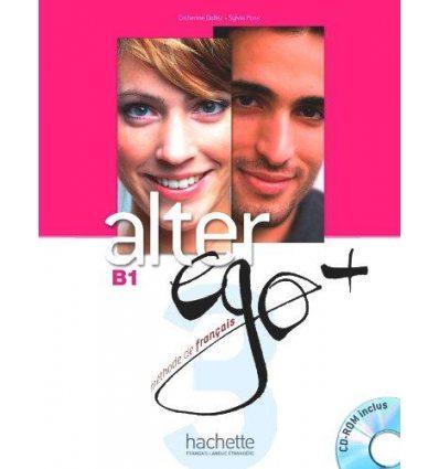 Alter Ego+ 3 Livre + CD-ROM
