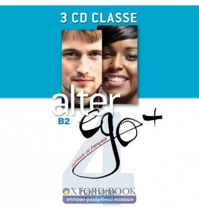 Alter Ego+ 4 CD Classe