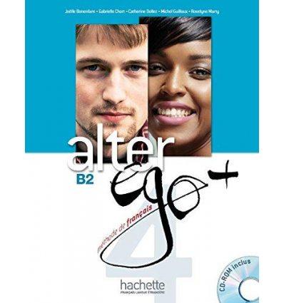 Alter Ego+ 4 Livre + CD-ROM