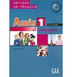 Amis et compagnie 1 CD audio