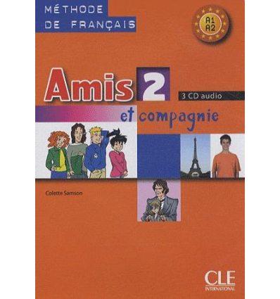 Amis et compagnie 2 CD audio