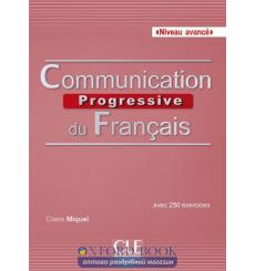 Communication Progressive du Francais 2e edition Avance Livre + CD audio + Livre-web