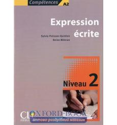 Competences: Expression ecrite 2