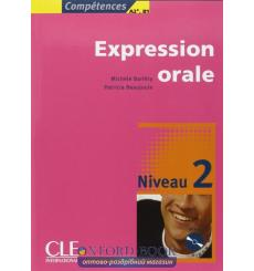 Competences: Expression orale 2 + CD audio