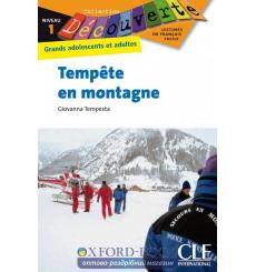 Decouverte 1 Temp?te en montagne