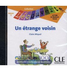 Decouverte 1 Un etrange voisin CD audio