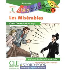 Decouverte 2 Les Miserables + CD audio
