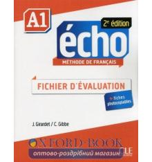 Echo 2e Edition A1 Fichier d'Evaluation