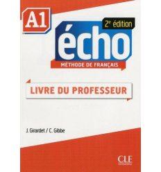 Echo 2e Edition A1 Livre du Professeur