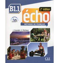 Echo 2e Edition B1.1 Livre + CD audio + Livre-web