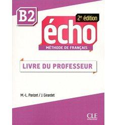 Echo 2e Edition B2 Livre du professeur