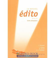 Edito B2 Nouvel Edition Guide PEdagogique