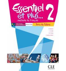 Essentiel et plus... 2 Livre + CD audio