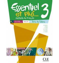 Essentiel et plus... 3 Livre + CD audio