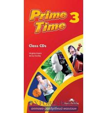 Prime Time 3 Class Audio CDs
