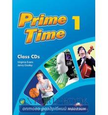 Prime Time 1 Class Audio CDs