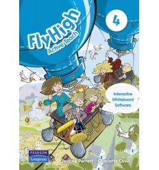 Fly High 4 Active Teach CD-ROM