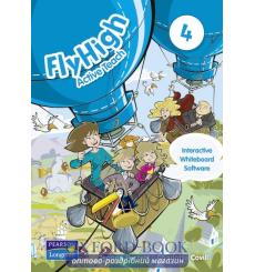 Fly High 4 Active Teach CD-ROM