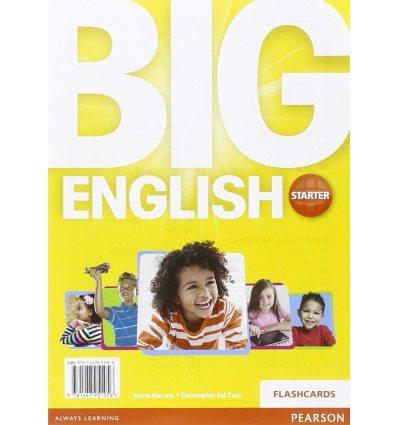 Big English Starter Flashcards