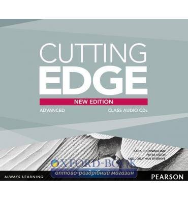 Cutting Edge 3rd ed Advanced Class CDs adv
