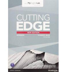 Cutting Edge 3rd ed Advanced SB+DVD+MyLab