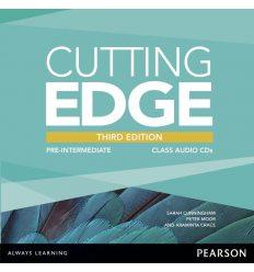 Cutting Edge 3rd ed Pre-intermediate Class CDs (2)