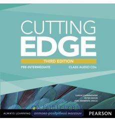 Cutting Edge 3rd ed Pre-intermediate Class CDs (2)