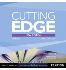 Cutting Edge 3rd ed Starter Class CD