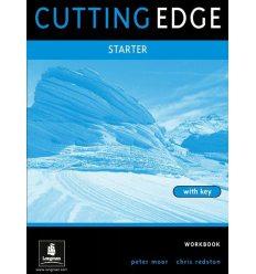 Cutting Edge 3rd ed Starter WB-key