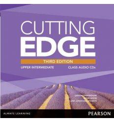 Cutting Edge 3rd ed Upper-intermediate Class CD
