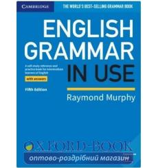 English Grammar in Use Fifth Edition Intermediate with answers