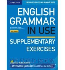 Книга English Grammar in Use Fifth Edition Supplementary Exercises with answers