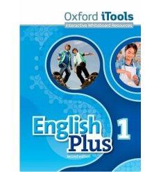Ресурсы для интерактивной доски English Plus Second Edition 1 iTools DVD-ROM