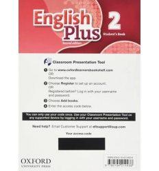 Ресурсы для интерактивной доски English Plus Second Edition 2 Student's Book Classroom Presentation Tool eBook Pack